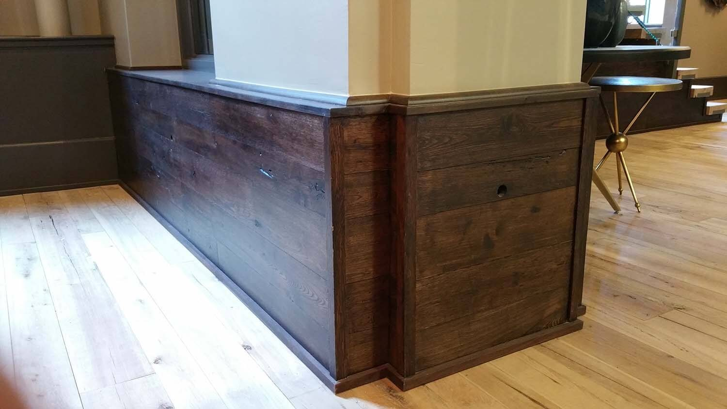 Flooring And Paneling Ohio Valley Reclaimed Wood