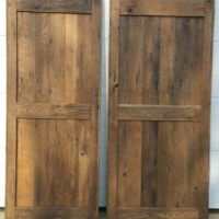 Chestnut Barn Doors