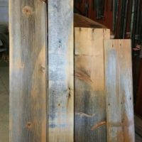 Skip-Planed Barn Siding
