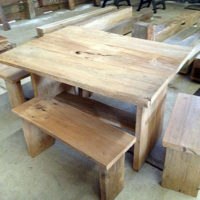 Thresher Floor Table