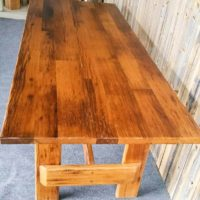 White Oak Table