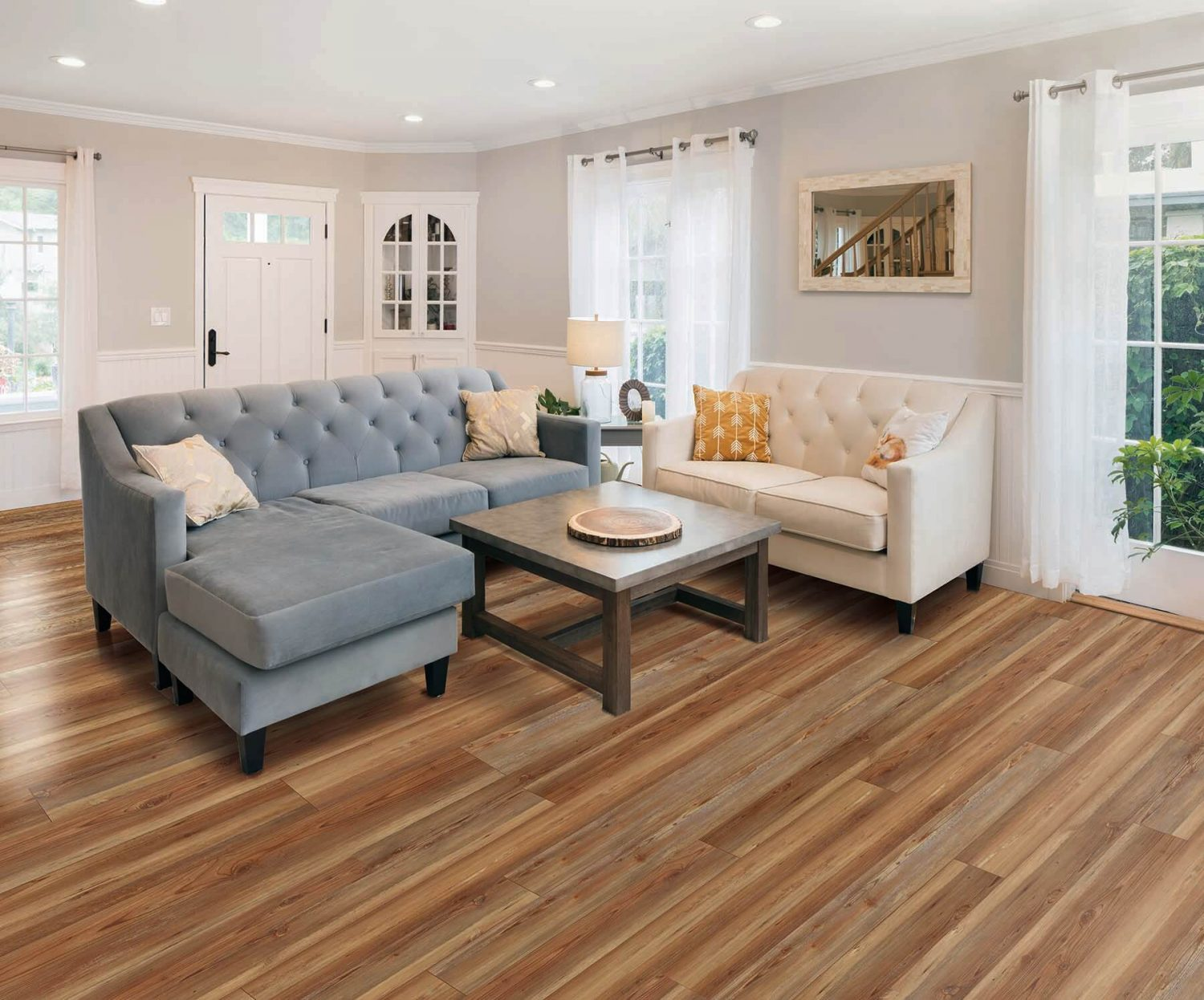 Axis Prime - Ohio Valley Reclaimed Wood
